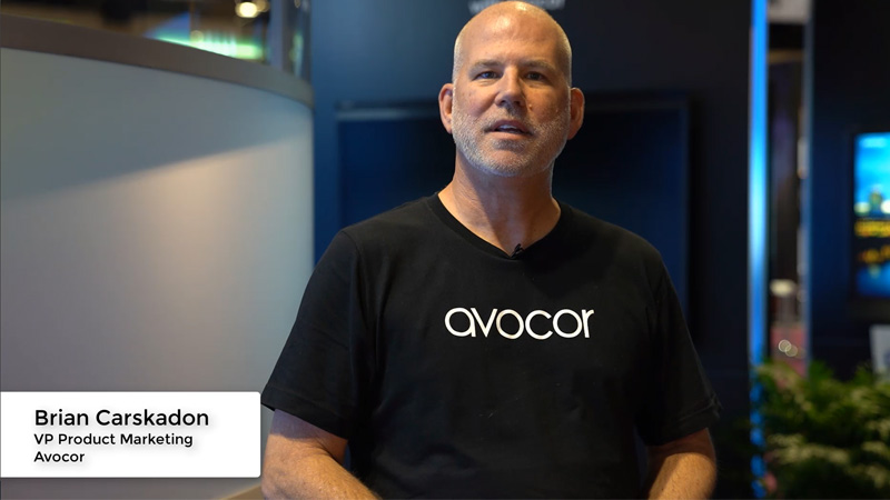 The Avocor WCD and Workspace Intelligence software