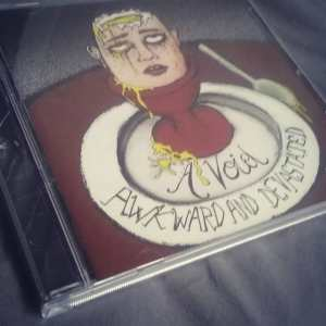 a void band awkward and devastated mp3 CD