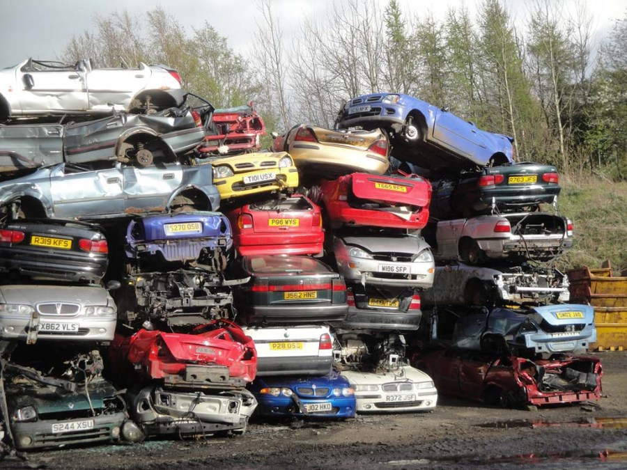 Scrap your unwanted car with Avon Metals
