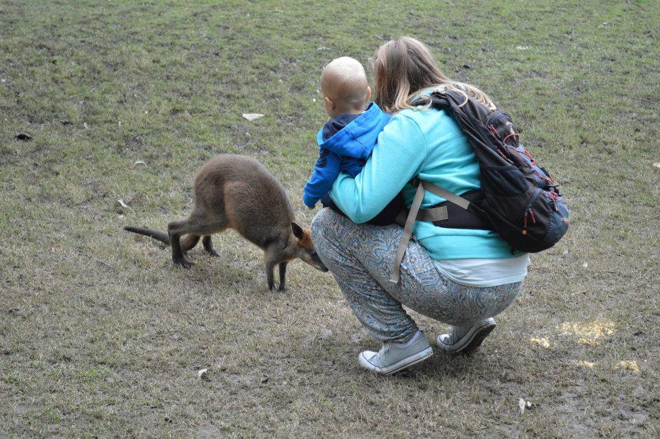 camperreis Australië met kind