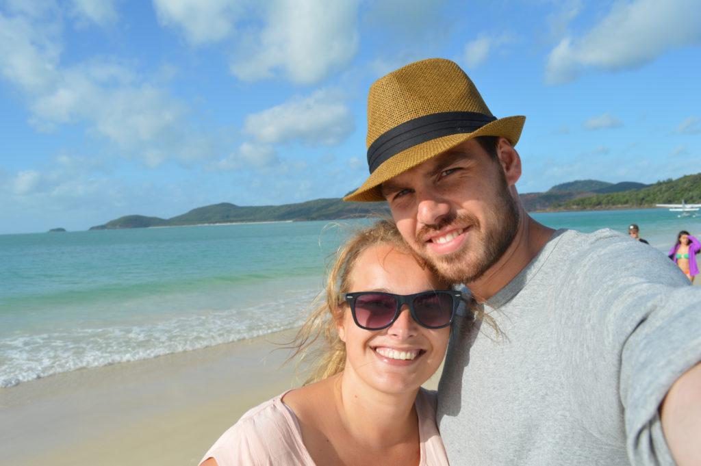 Canperreis oostkust Australië