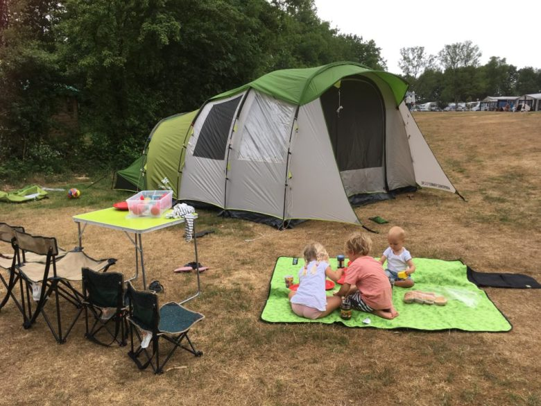 Vakantiepark Westerbergen in Echten