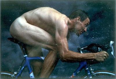 Lance Armstrong nu