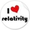 j'aime la relativité