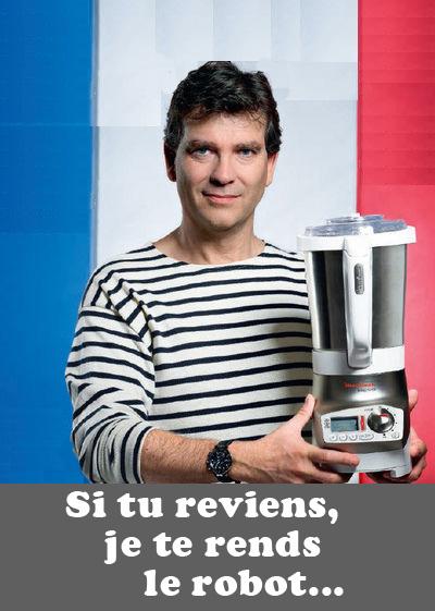 Arnaud Montebourg Audrey Pulvar rupture