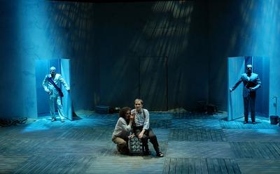 La Tempête, William Shakespeare, Declan Donnellan