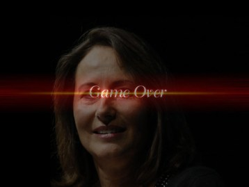 Ségolène Royal Game Over