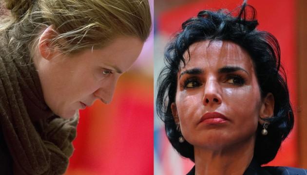 Nathalie Kosciusko-Morizet et Rachida Dati