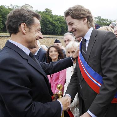 Nicolas Sarkozy et népotisme