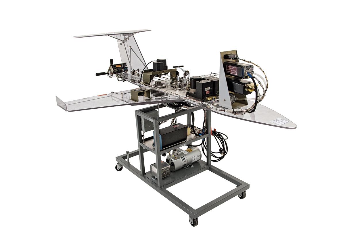 Advanced Autopilot System Trainer Av23 Avotek