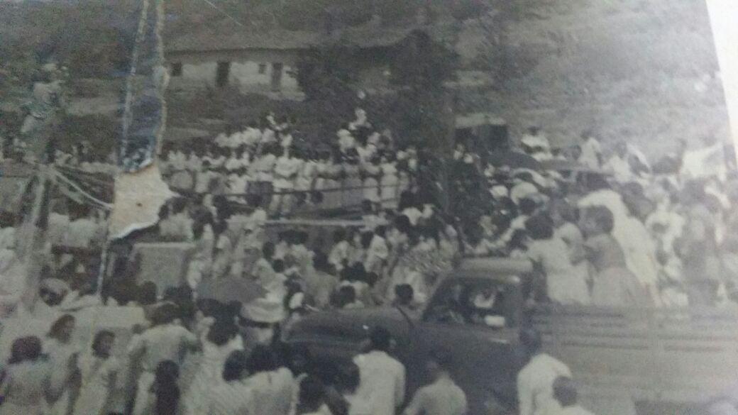 Fotos de eventos que aconteceram quando Itapiúna ainda não era cidade