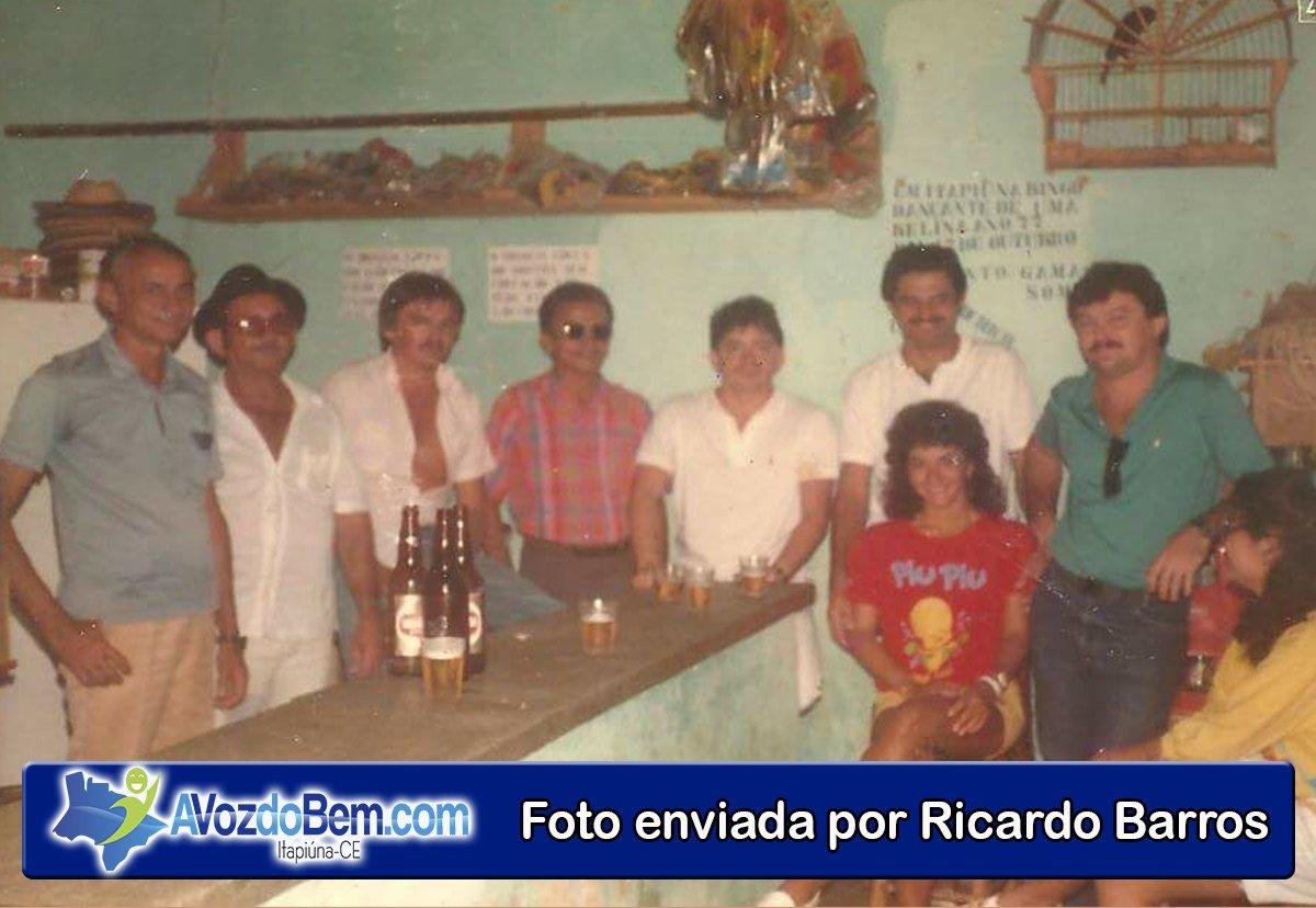 Bar do Edmar Leite em Itapiúna