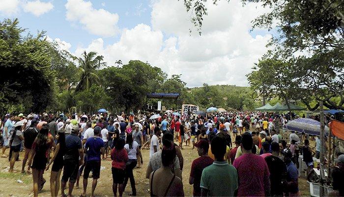 14ª Corrida de jumento atrai público recorde e movimenta Itapiúna