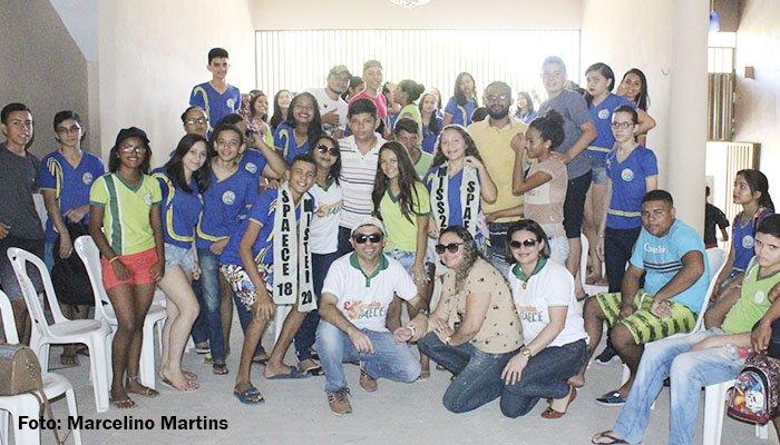 Secretaria de Educação de Itapiúna realiza culminância do Projeto Esquenta SPAECE 2018