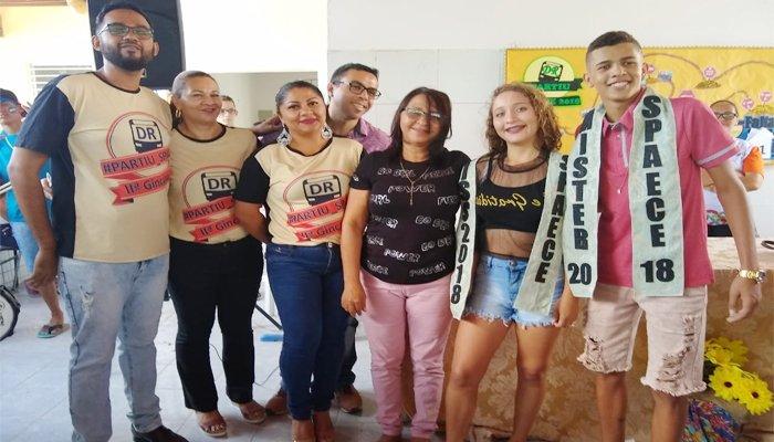 Escola Demócrito Rocha realiza II gincana SPAECE em Itapiúna
