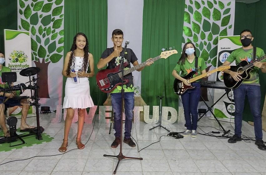 Centro de Apoio à Criança realizou o II Festival de Juventudes em Itapiúna