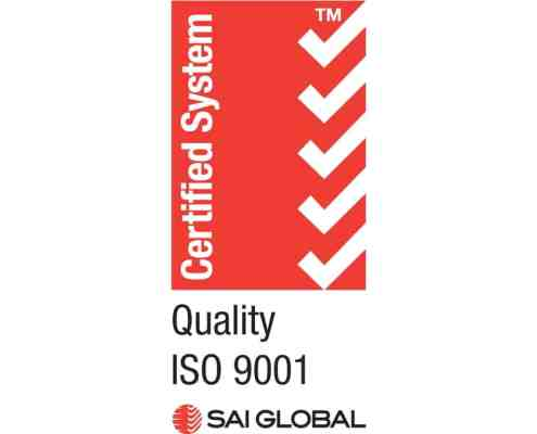 SAI Global ISO 9001:2015