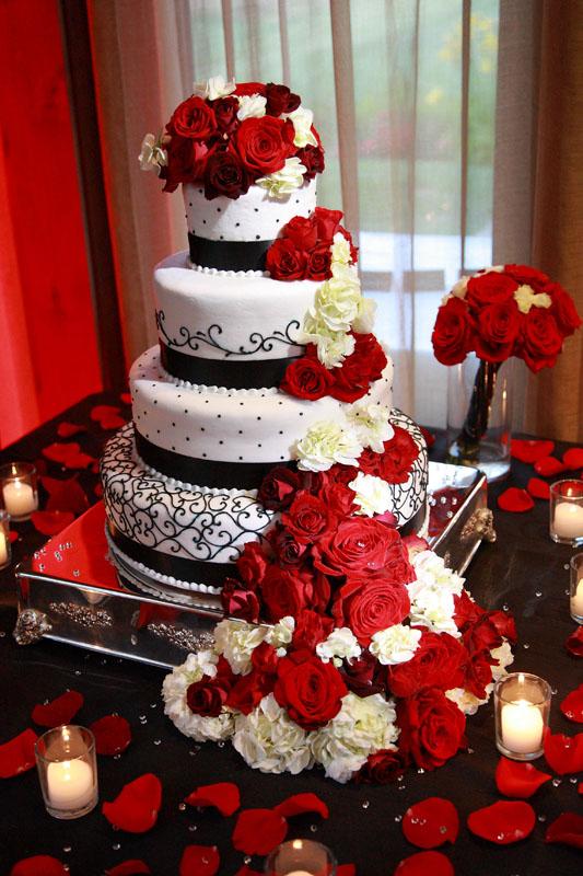 Cake Stands AV Party Rental
