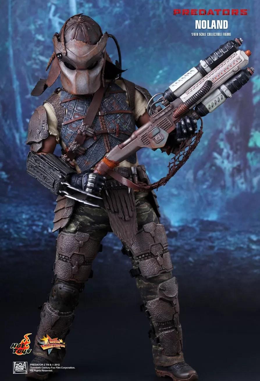 Noland Predators Figure From Hot Toys Sideshow Avpgalaxy