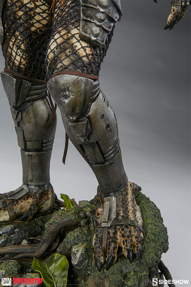 Predator Jungle Hunter Maquette Sideshow Collectibles