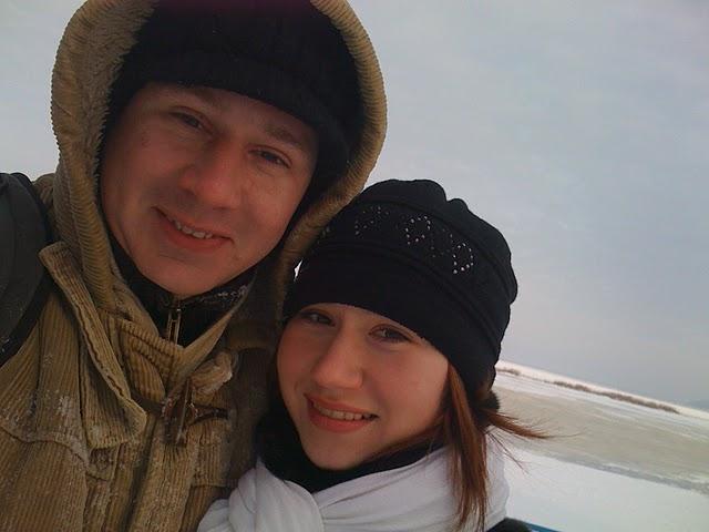 Тетяна та Артем Поліщук