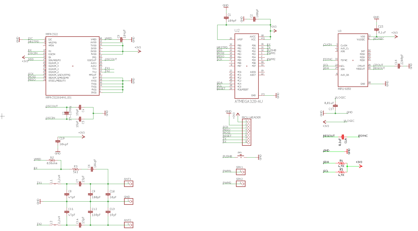 Help With Troubleshooting Pcb With Mpu And Atmega328