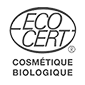 Cosmetic certified organic by Ecocert