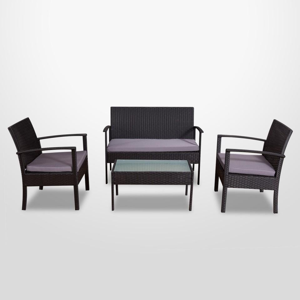 fauteuil table alba