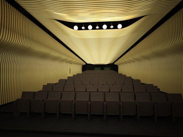 SALT Galata Auditorium