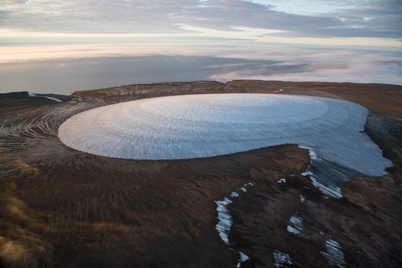 Фото новосибирских островов