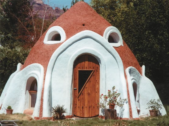 Sustainable Superadobe Earth Dome Buildings India