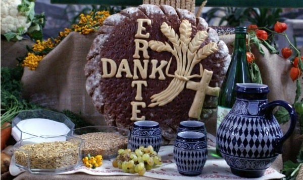 Celebrate Thanksgiving in Germany