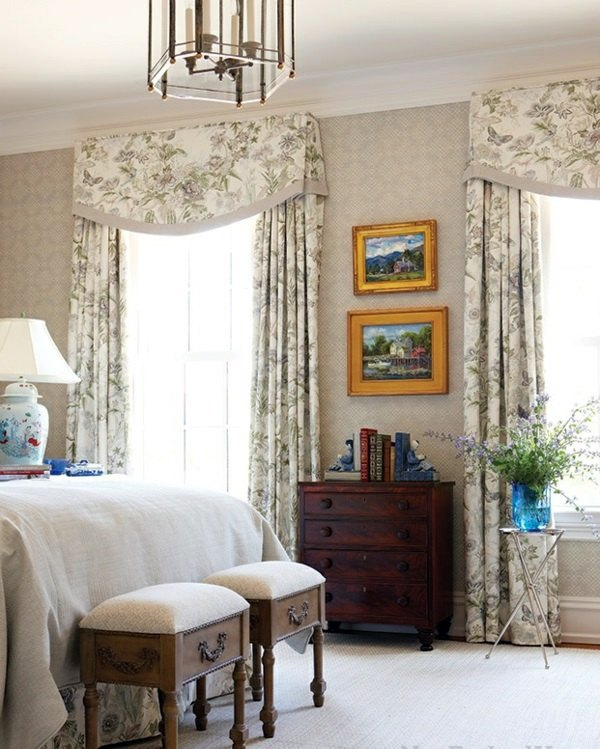 bedroom curtains we make private