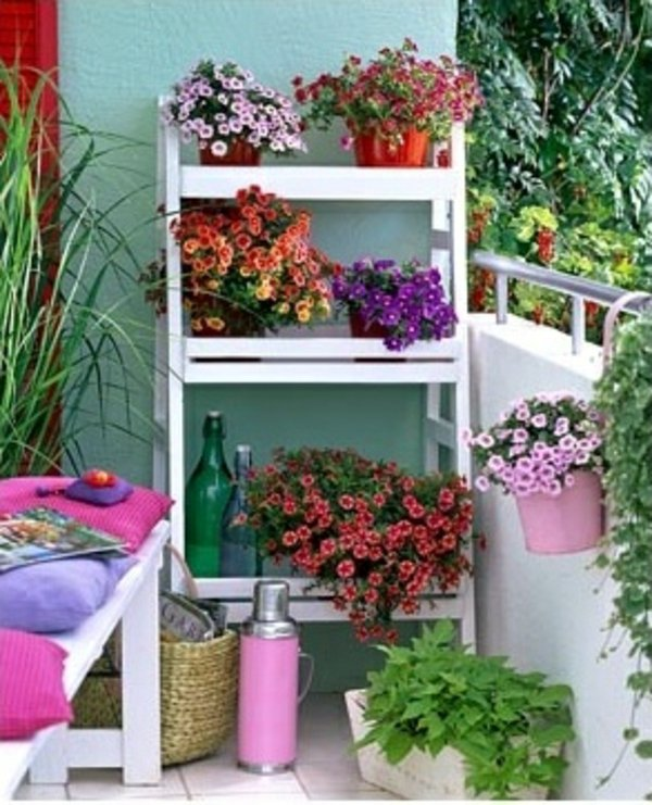 55 Balcony Greenery Ideas Choose Flowers For Balcony And Arrange Interior Design Ideas Avso Org