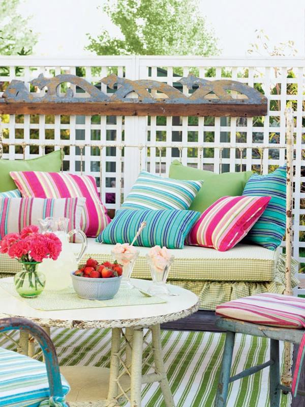Colourful Garden Decorations Make Yourself How Can You Refresh The Exterior Interior Design Ideas Avso Org