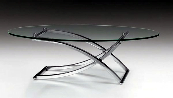 oval coffee tables leave your living