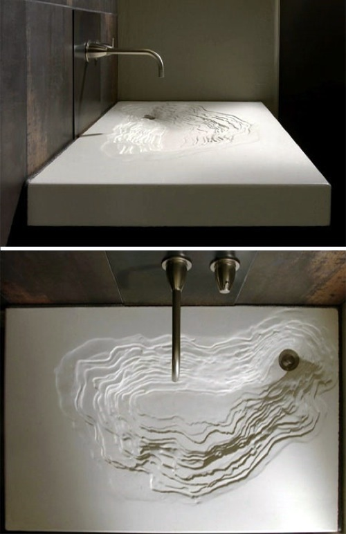 10 cool ideas for modern bathroom sink