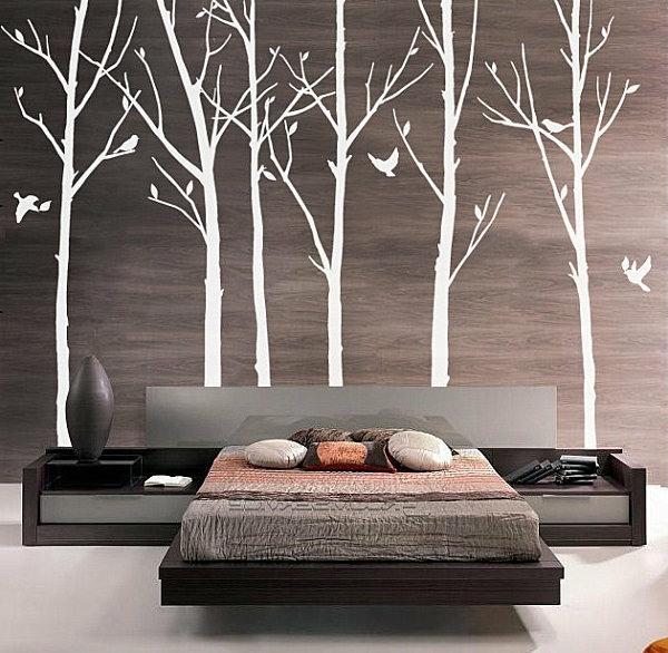 Modern Wall Decal Wall Design Trends 2014 Interior Design Ideas
