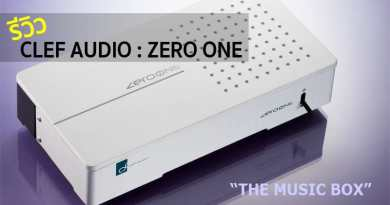 รีวิว Clef Audio : Zero One