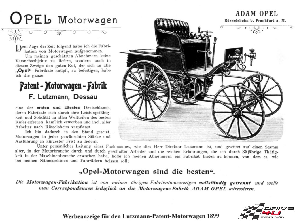 Drive4u Opel