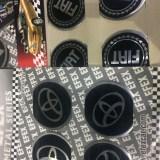 Наклейки на колпаки с логотипом