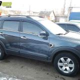 Ветровики Chevrolet Captiva 2006-2011 «Cobra»