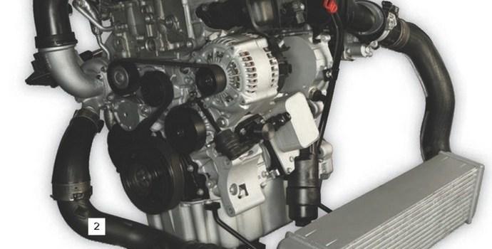 Beemvejevi motorji enotne prostornine