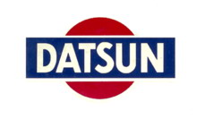 Datsun: odslej za »hitro rastoče trge«