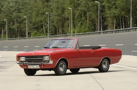 Opel Rekord C 1967