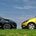 Renault Scénic: manjša prenova in nova različica