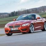 BMW Z4: z novim »vstopnim« motorjem