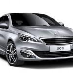 Peugeot 308: i-cockpit za »novo zvrst občutkov«