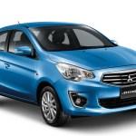 Mitsubishi Attrage: globalna limuzina
